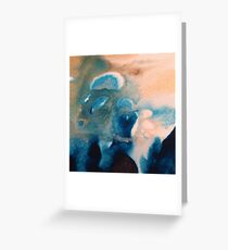 BEYOND THE BOULDERS Greeting Card
