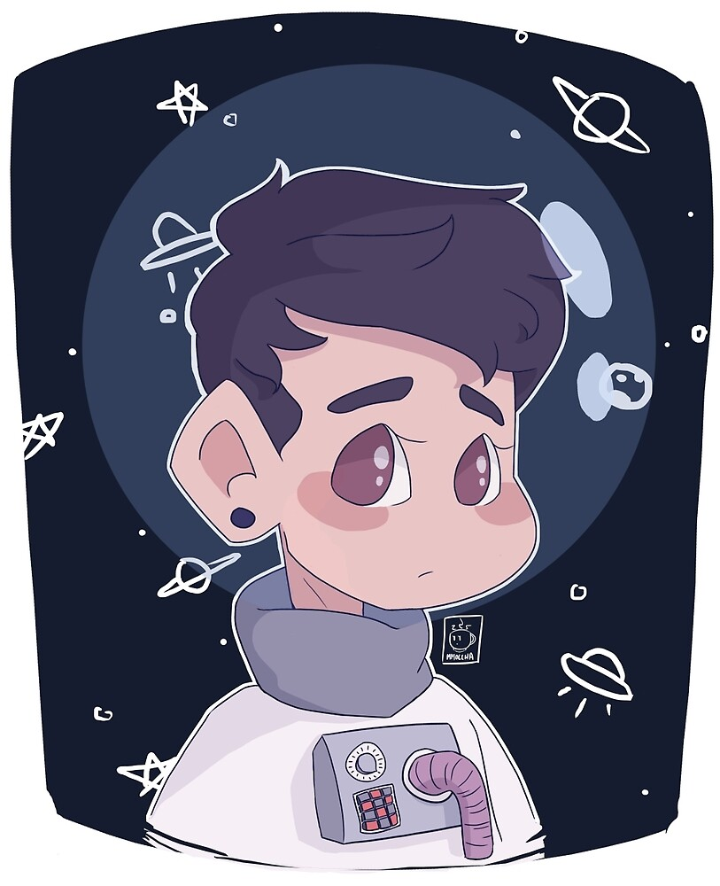 Spaceboy Dan by mmoccha