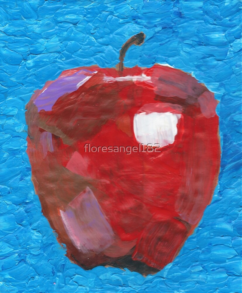 Apple by floresangel182