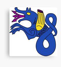 Dragon (2) Canvas Print