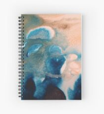 BEYOND THE BOULDERS Spiral Notebook