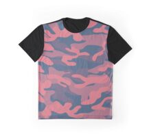 Military Camouflage Pattern 2 Graphic T-Shirt