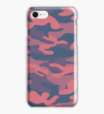 Military Camouflage Pattern 2 iPhone Case/Skin