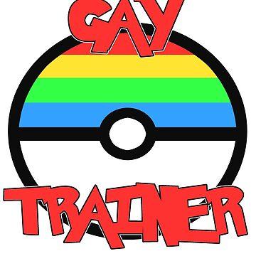 Pokemon - Gay Trainer by hoshizorastyle