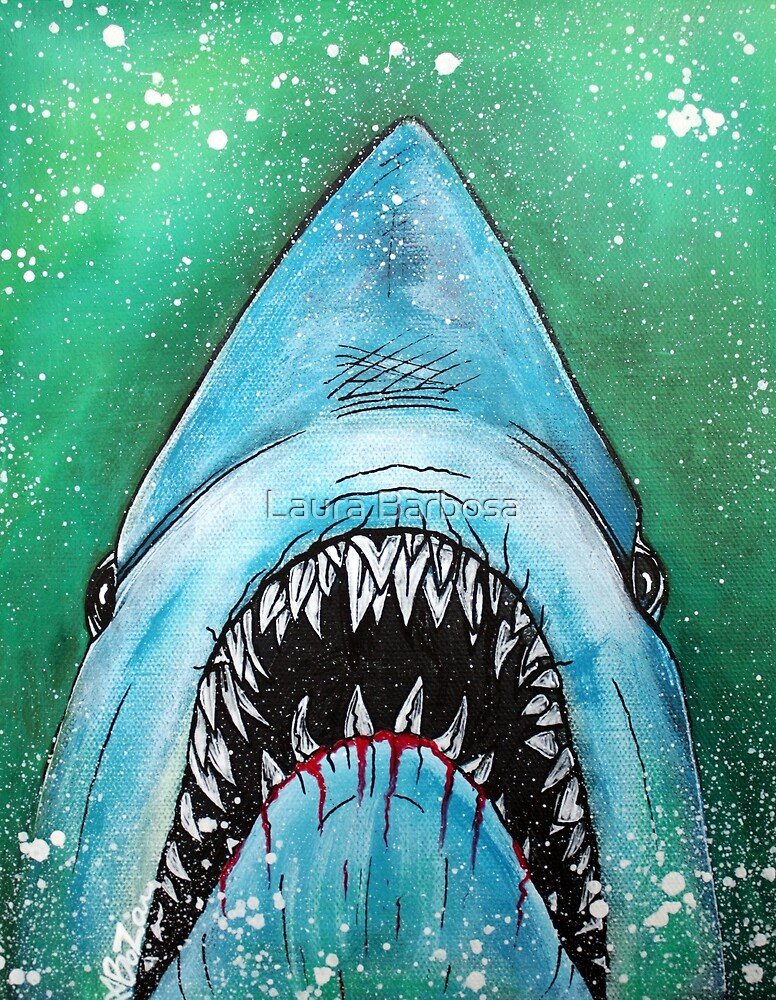 Spawn of Jaws by Laura Barbosa