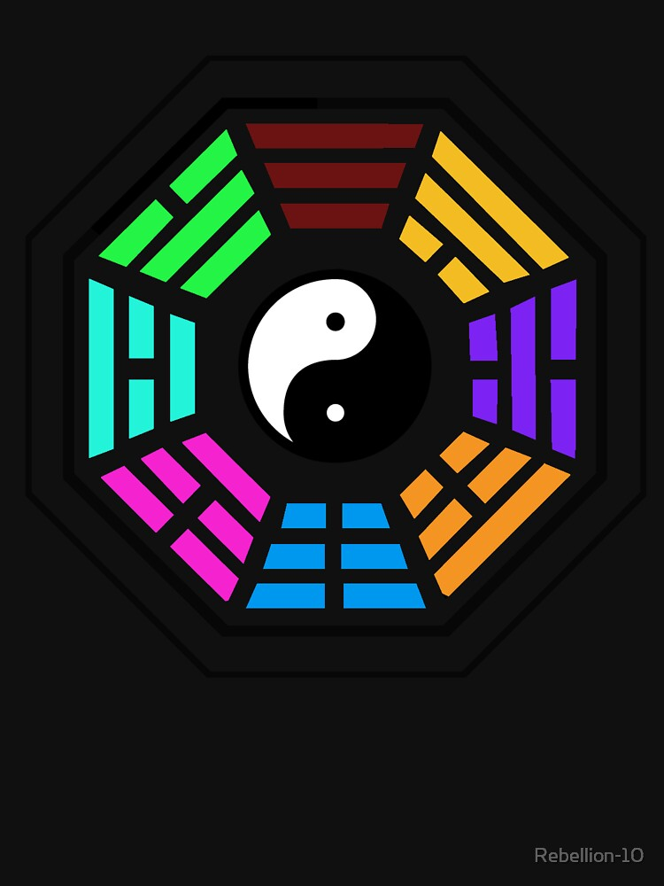Yin yang coloured  by Rebellion-10