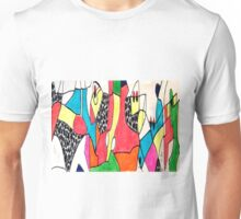 After Cesar Manrique Unisex T-Shirt