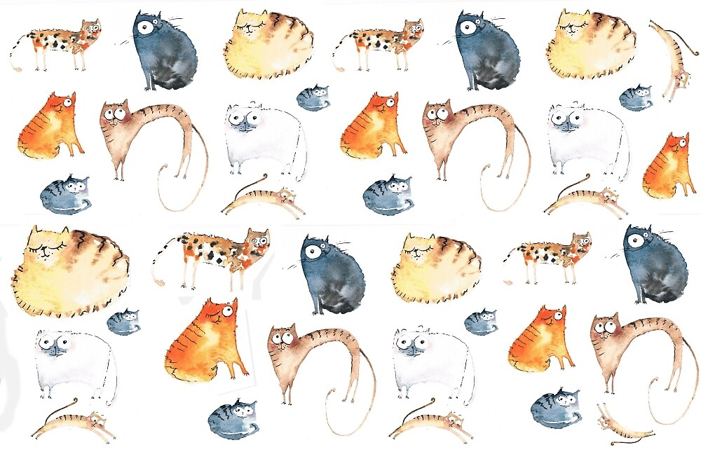 cats by main