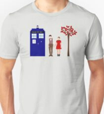 Clara and Eleven Unisex T-Shirt