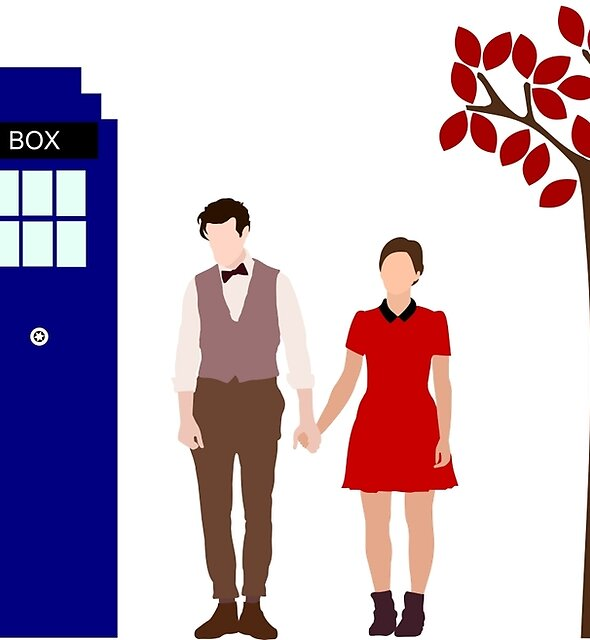 Clara and Eleven by FiaG