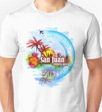 San Juan Puerto rico Unisex T-Shirt