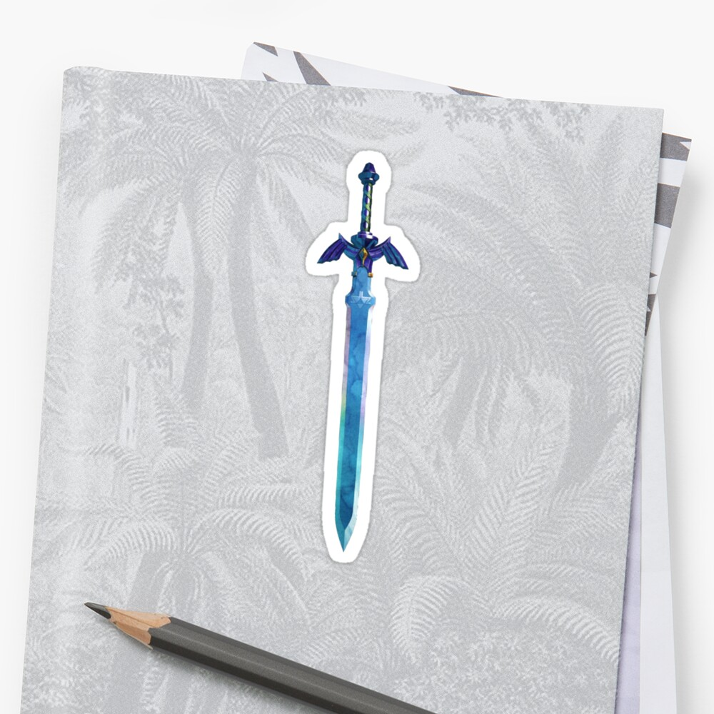 master sword  by alcoholinfused
