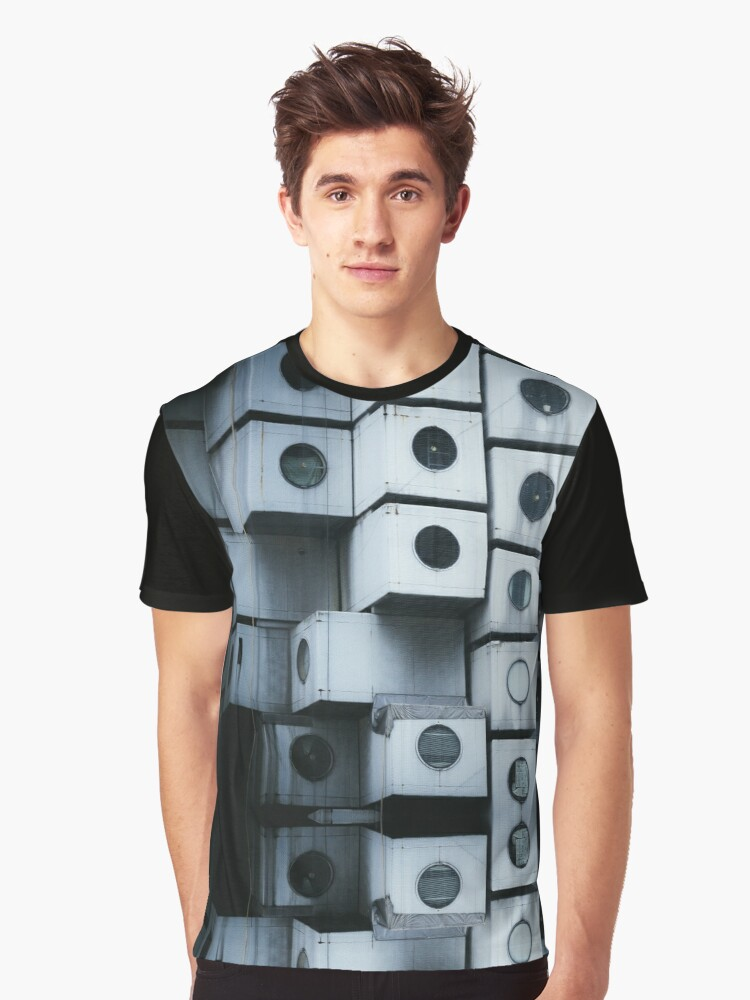 Capsules Graphic T-Shirt Front