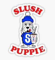 Slush Puppie Sticker