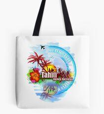 Tahiti french Polynesia Tote Bag