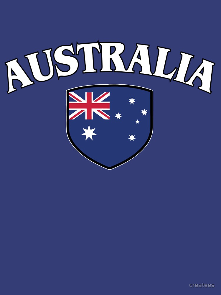 Australia Supporters by createes