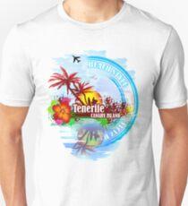 Tenerife Canary Island Unisex T-Shirt