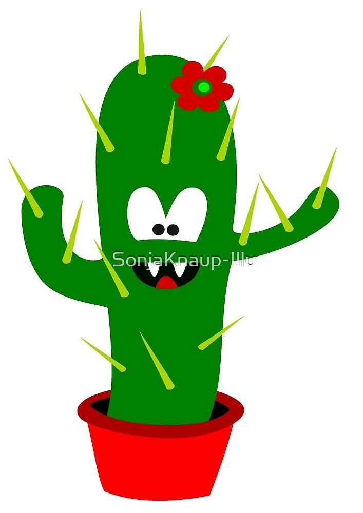 Kaktusse5 by SonjaKnaup-Illu
