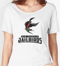 San Quentin Jailbirds Women's Relaxed Fit T-Shirt