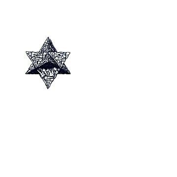pyramid corner logo by topshelfwarrior