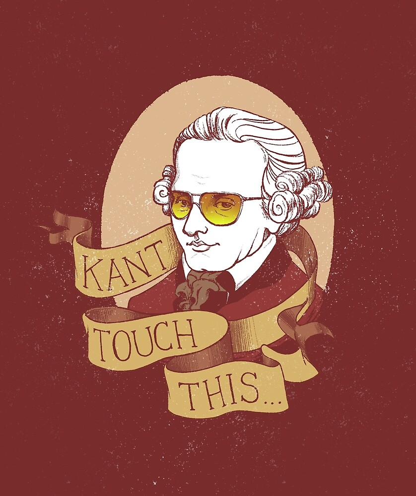 Kant Touch This by Aria Gita
