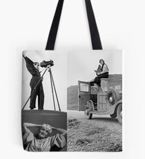 Dorothea Lange Tote Bag