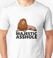 Majestic Asshole Lion T-Shirt