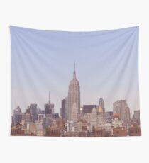 NYC II Wall Tapestry