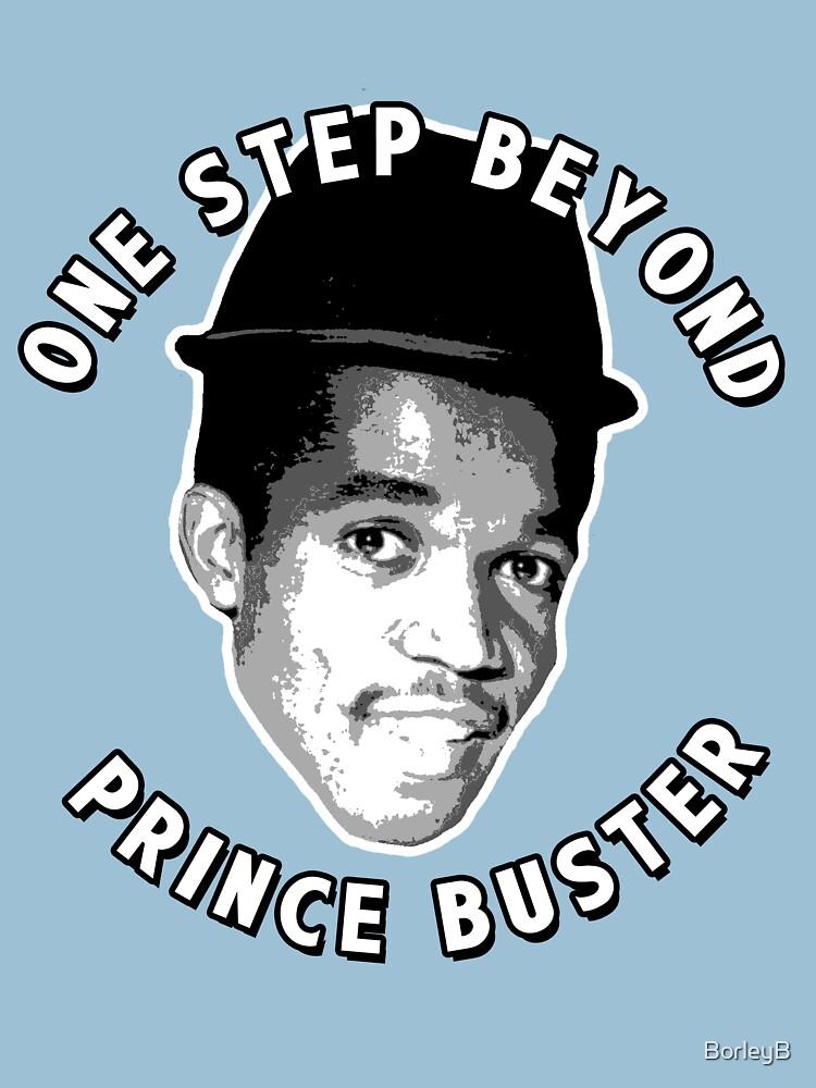 Prince B. One Step Beyond by BorleyB