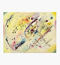 Vassily Kandinsky - Light Picture  Photographic Print