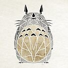 totoro by Manoou