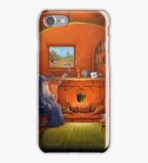 Leaving Home (a burden shared) iPhone Case/Skin