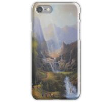 The Valley Of The Elves. iPhone Case/Skin