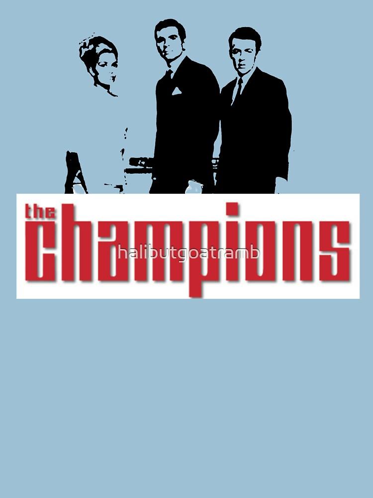 The Champions by halibutgoatramb