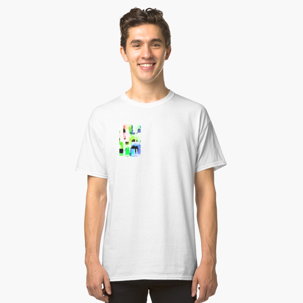 Number Fifteen  Classic T-Shirt Front