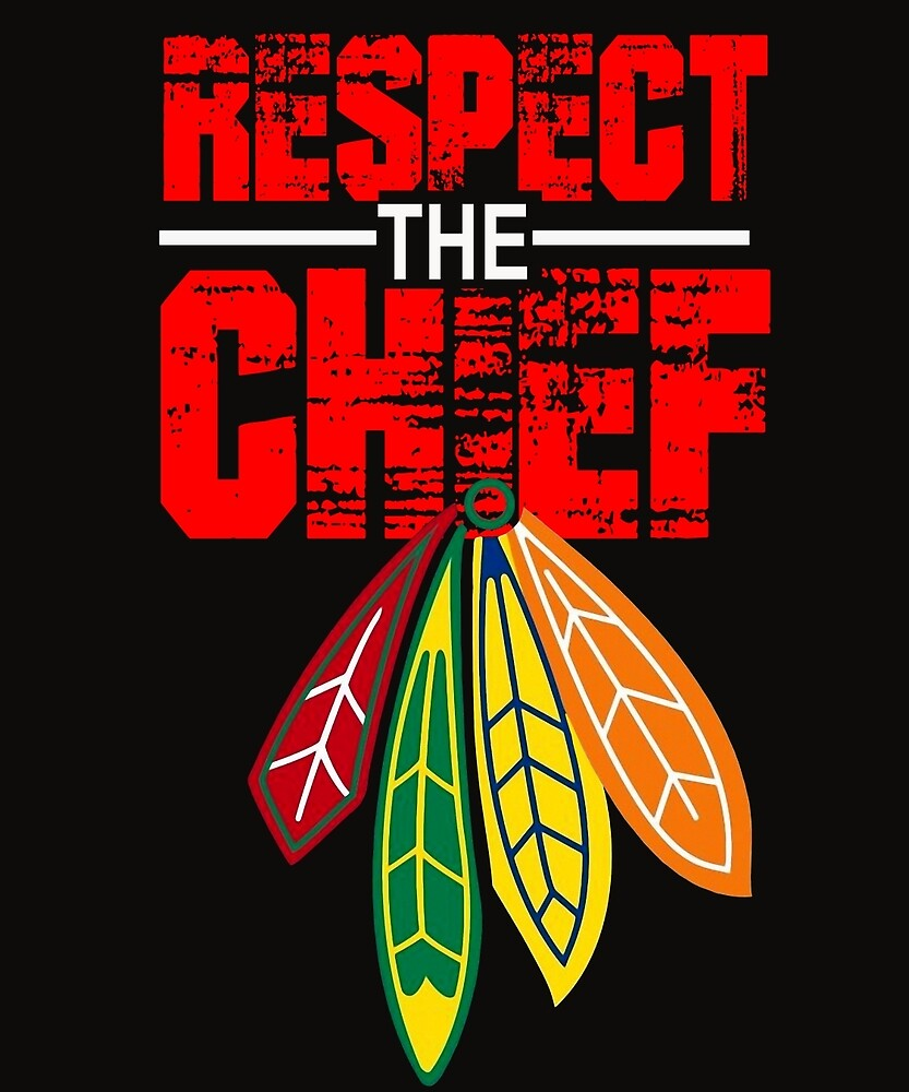 Respect The Chief by hartomip