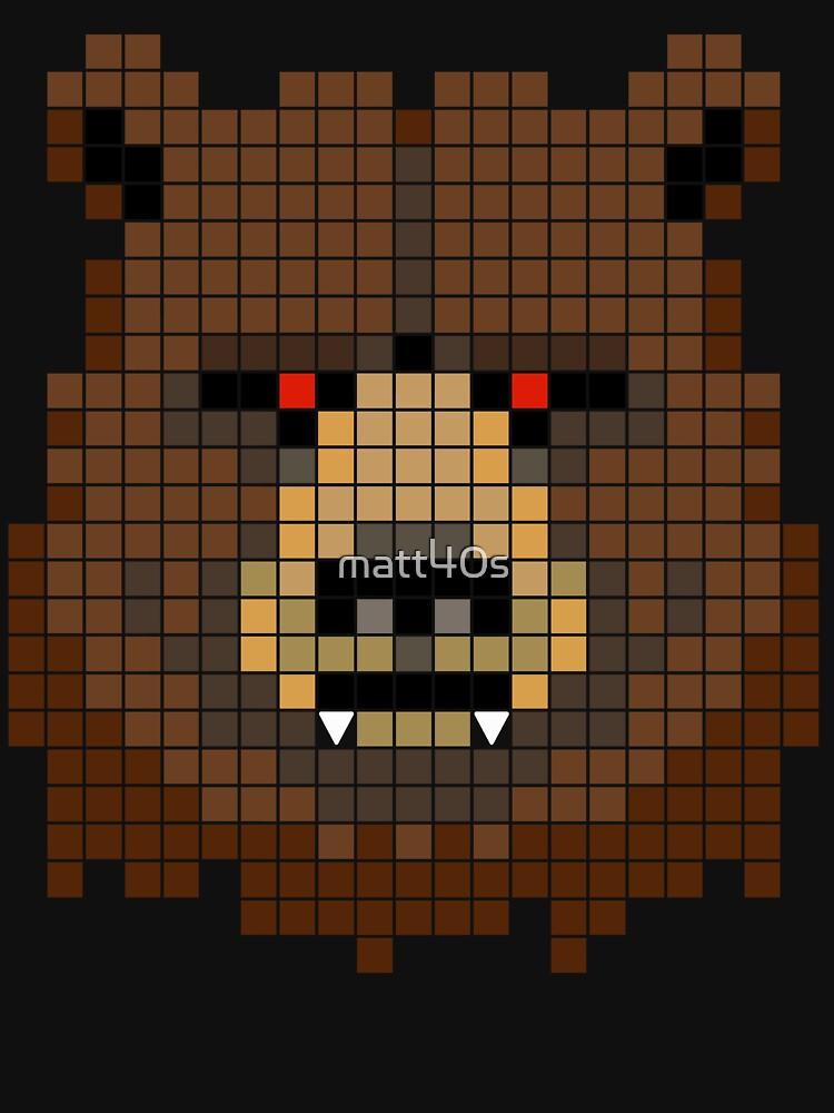 BEAR BOY by matt40s