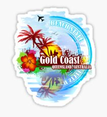 Gold Coast Queensland, Australia Sticker