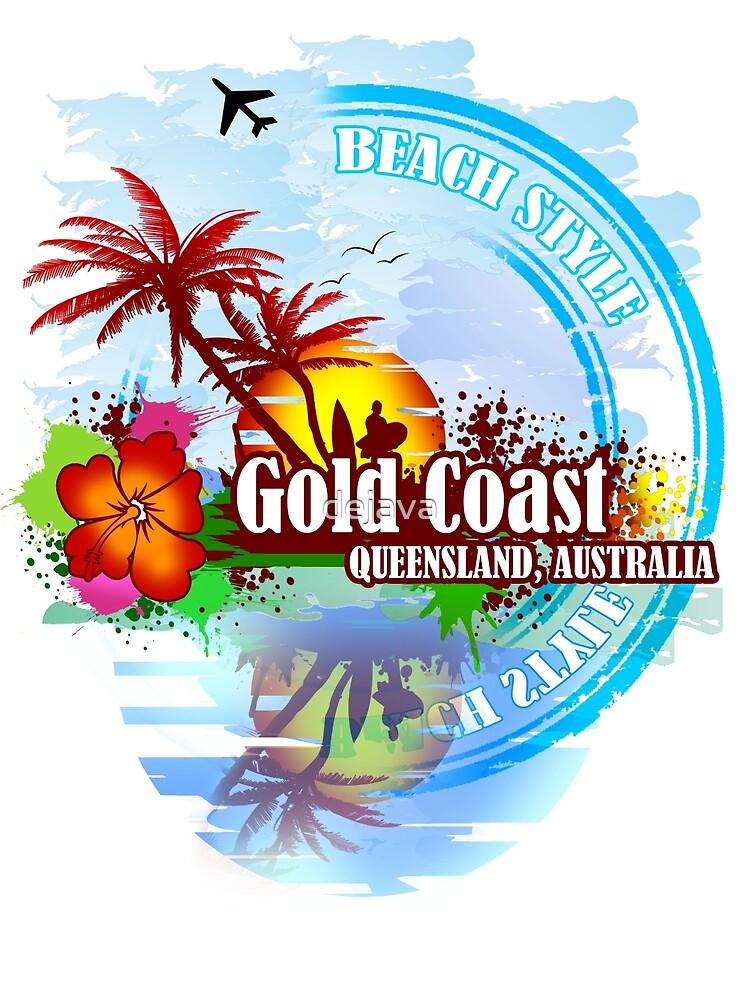 Gold Coast Queensland, Australia by dejava
