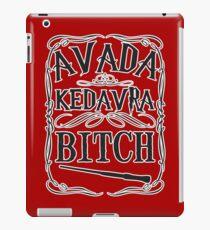 Avid Kedvra Bitch iPad Case/Skin