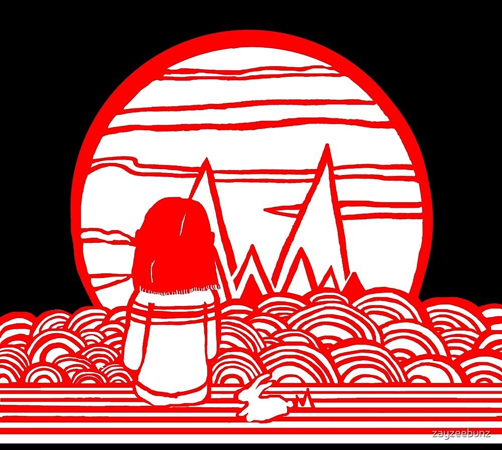 Painted Red by zayzeebunz