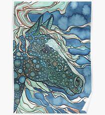 Midnight Horse Poster