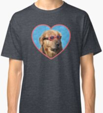 Doggo Stickers: Swimmer Dog Classic T-Shirt