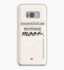Letter to Sir Henry. - The Hound of the Baskervilles Samsung Galaxy Case/Skin