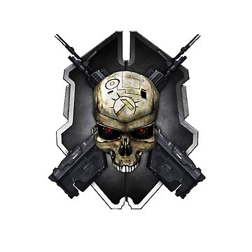 HALO Nation - Iron Skull mode by hellfinger