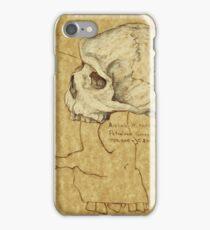 Archaic Homo sapiens iPhone Case/Skin