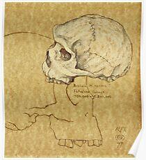 Archaic Homo sapiens Poster