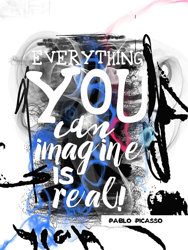 Everything you can imagine is real - loop by Pranatheory