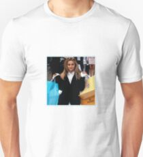 Cher Horowitz/Clueless Shopping Stamp  T-Shirt