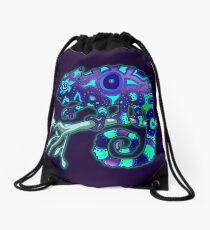 Chameleon (Twilight) Drawstring Bag